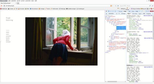 LightroomCoach - Klare minimalistische Websites für Fotografen